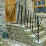 Architectural Metalwork (Hand-rail)