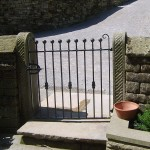 Entrance Gate (Offerton)