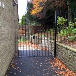 Side Entrance Gate (Dore, Sheffield)