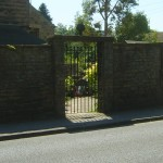 Side Entrance Gate (Hathersage)